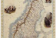 skola: Sverige, geografi och samhälle