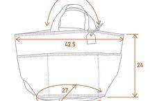 szabásminta táska