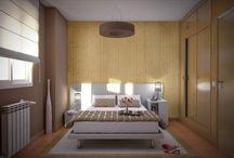Dormitorio / Te enseñamos todas las soluciones para la #decoración del #dormitorio.