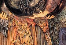 Artist - Edward Burne-Jones / by Jeanne