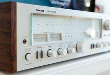 Audio Aesthetics / Recievers, turntables, etc. / by Chris C