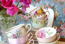 Tea Party Cup Collection