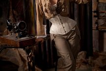 Costume Board: Tell Me No Lies (Steampunk) / by Lena Corazon