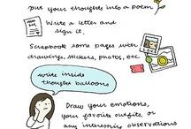 Journal Ideas / by Allison Letender