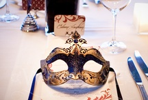 Carnival in Venice Wedding / Carnival in Venice Wedding theme inspirations. New Years Eve Wedding. Endless wedding ideas on beautifulday.com.pl.
