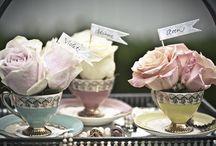 Vintage High Tea Party Ideas