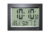 Atomic Clock / Discover Large Digital Atomic Wall Clocks for the Home or Office!