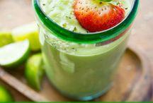 Alkaline smoothies / Alkaline foods