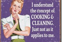 CLEANING 101 / by Lori Glenn