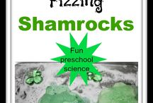 St. Patrick's Day Crafts & Recipes