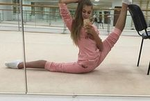 ginnastica ritmica flexibilition