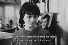Harry Potter / My one true love.