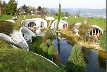 Landform Roof / Organic surface roof