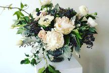 Floristry Botanic flower arrangement - Botaanisia asetelmia