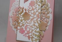 Stampin' Up! - Blooming Love / Stampin' up stamp set and card design