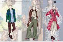 Εικονογραφήσεις Μόδας