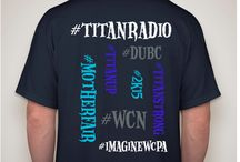 Own Tshirt Designs / Our very own Westminster designs / by Westminster Cable & Titan Radio