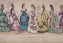 History of Fashion / by Becky McQuinn