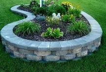 Landscaping / by Brittany Mullins
