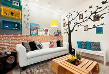 Decoração: Mostras / Visite www.thyaraporto.com/blog e confira ótimas dicas para decorar a sua casa.