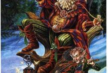 Father Christmas Costuming