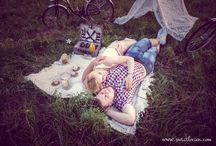 Światłocień © / Fotografia Ślubna / piknikowa sesja narzeczeńska