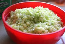 Make your own sauerkraut  / by AZ momma