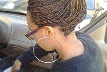Cabelos Afros