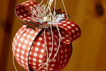 Christmas Ideas / Kartki, ozdoby