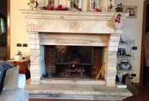Fireplace / Tailor-made Fireplace for your home. www.ghlazzerini.it