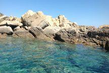 Capo Spartivento  / Capo Spartivento Sardinia Italy