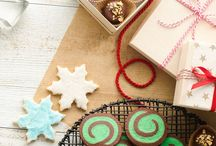 Xmas biscuits