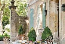 Tuscan colours