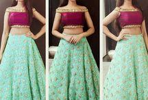 india dress