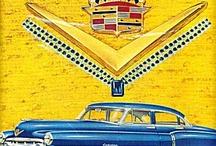 Classic Car Ads
