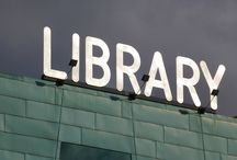 Libraries / by Ilse Depré