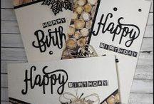 Stampin' UP! - Happy Birthday