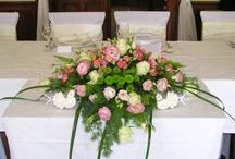 TISZTASAG / Esküvői díszítő csokrok, székszoknyázás, asztaldíszek