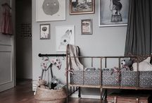 Magical kidsinteriors / Sourcing the most magical inspiration for creating an inspiring and ethereal nursery or kids space.