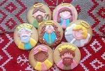 galletas de pesebre