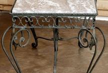 Tafel rustic