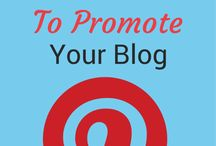 Blogging - Pinterest