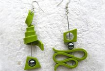 POLYMER CLAY EARINGS