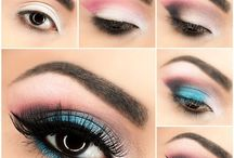 Makeup / a place of share latest trend of makeup