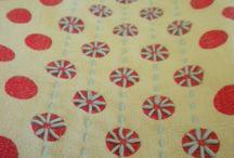 Fabric inspirations & aspirations / by Mari Gomez
