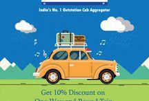 Supercabz Offers / Agra | Ahmedabad | Chandigarh | Dehradun | Delhi | Faridabad | Ghaziabad | Greater Noida | Gurgaon | Jaipur | Mumbai | Nashik | Noida | Pune | Surat | Vadodara | Super Cabz is India's No. 1 Outstation Cab Aggregator offering One Way, Round Trip, Holiday Packages & Weekend Getaways. Book now to get 100% Cash back.