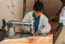 Prevent child slave labor