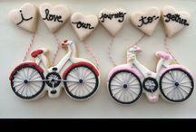 Cookies: Bicycles