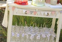 christening decoration
