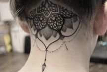 Tatuering Alexandra